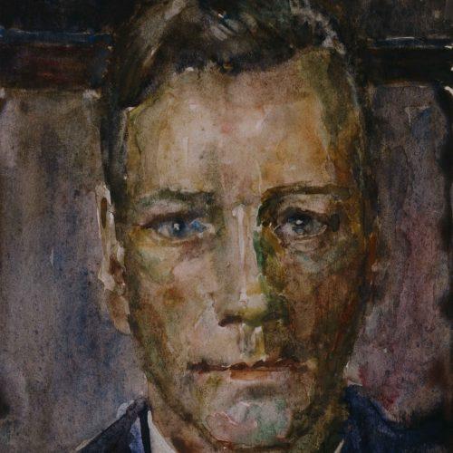 Zelfportret (jong)